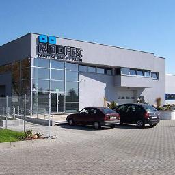 Roofex - Fabryka Okien i Drzwi - Stolarka Aluminiowa Przecław
