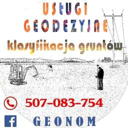 Geonom Marcin Lorenc - Geodeta Jednorożec