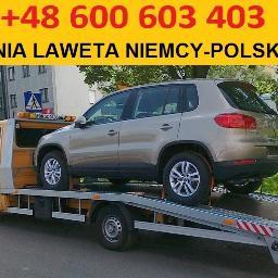 Uni-Trans Pomoc Drogowa 24h - Transport samochodów Zgorzelec