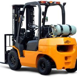 PPUH Navitex Sp. z o.o - Wózki widłowe spalinowe używane Stalowa Wola