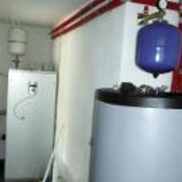 pompa ciepła gruntowa 60KW