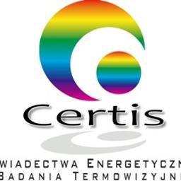 Certis - Audyty Energetyczne, Wnioski o dofinansowanie, Kamera Termowizyjna - Rzeczoznawca budowlany Kosina