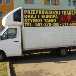 Speed-trans - Przeprowadzki międzynarodowe Gdynia