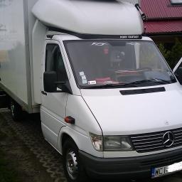 Usługi transportowe robert sosnowski - Przeprowadzki Ciechanów
