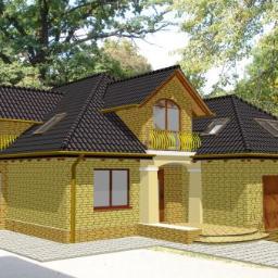 Pracownia Projektowa Architekt Potoccy - Projekty domów Komorniki