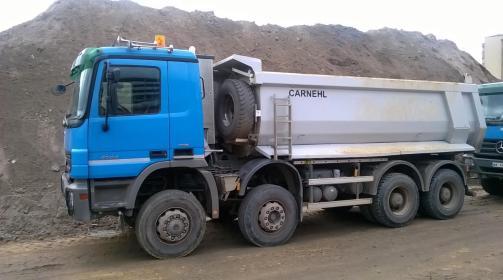 PRZEDSIĘBIORSTWO TRANSPORTOWO-SPRZĘTOWO-USŁUGOWE - Transport ciężarowy krajowy Pruszków