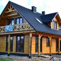 K39 Zakład Konstrukcji Drewnianych - Domy z bali Harasiuki