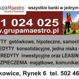 GrupaMaestro Doradcy Finansowi Sp. z o.o. - Kredyt Krapkowice