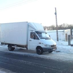 Transport - Firma transportowa Moryn