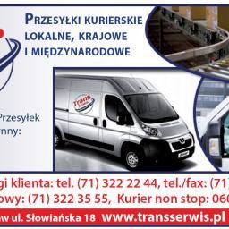 Trans Serwis Przesyłki Kurierskie - Transport Busami Wrocław