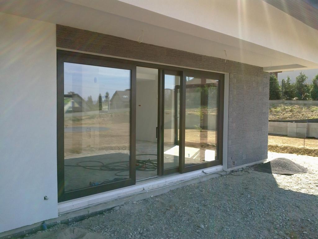 Kupię Okna I Drzwi Balkonowe 11 Sztuk Z Montażem Pcv