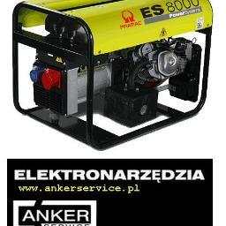Anker Service - Maszyny i urządzenia różne Gdańsk