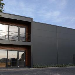 STICK hale - Konstrukcje Inżynierskie Lubasz