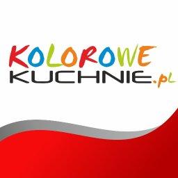KOLOROWE KUCHNIE - Meble Sosnowiec
