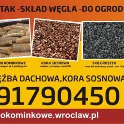 """""""U GRZEGORZA"""" - Skład drewna Kobierzyce"""
