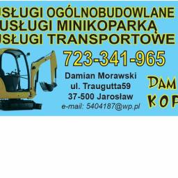 Damian Morawski DAM-KOP - Ekipa budowlana Jarosław