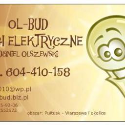 OL-BUD Daniel Olszewski - Energia odnawialna Pułtusk