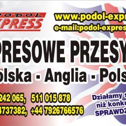 Podol-express - Transport międzynarodowy Zamość