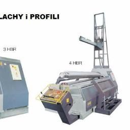 BH DMT Maszyny - Dla przemysłu metalurgicznego Końskie