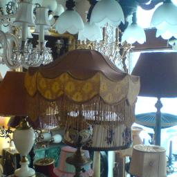 Wytwarzanie abażurów - Sprzedaż Oświetlenia Warszawa