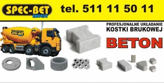 SPEC-BET INVEST - Sprzedaż Materiałów Budowlanych Wąchock