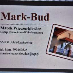 Mark-Bud - Układanie kostki brukowej Jelcz-Laskowice