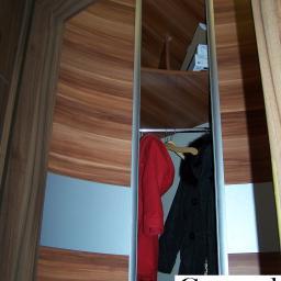 Meble na wymiar - szafy z drzwiami przesuwnymi, zabudowy wnęk