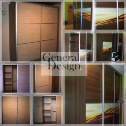 Ekskluzywne szafy z drzwiami przesuwnymi