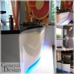 Ekskluzywne meble kuchenne, nowoczesne kuchnie