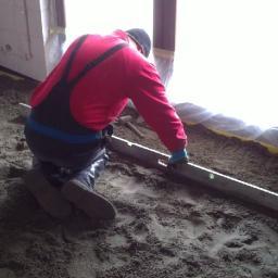 Usługi Posadzkarskie - Posadzki betonowe Białogard
