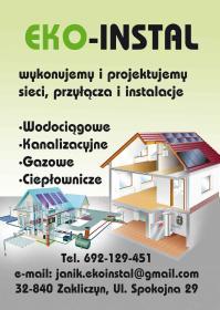 Instalacje sanitarne Tarnów