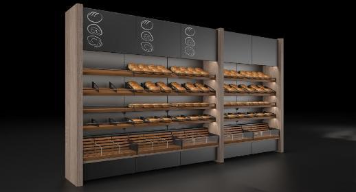 Wyposażenie Sklepów i Gastronomii DORIS - Opakowania Cukiernicze Koszalin