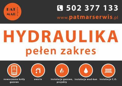 F.H.U. PATMAR SERWIS Instalatorstwo Sanitarne Marcin Nasiadek - Fryzjer Warszawa