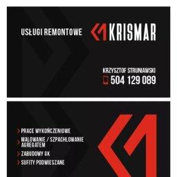 Krismar Krzysztof Struniawski - Usługi Budowlane Zaścianki