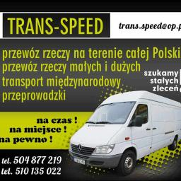 Usługi i Handel Wojciech Wilk - Przeprowadzki Lniano