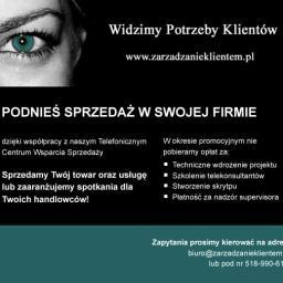 Projekty Sprzedażowe sp. z o.o. - Call Center Częstochowa