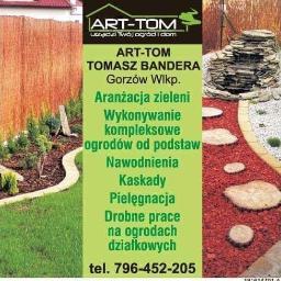 ART-TOM Tomasz Bandera - Prace działkowe Deszczno