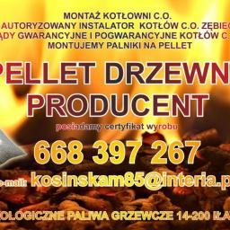P.P.H. GRETA EKOLOGICZNE PALIWA GRZEWCZE - Brykiet Drzewny Iława