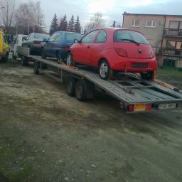 Tra-War - Wypożyczalnia samochodów Śrem