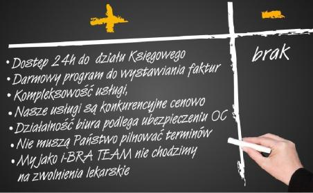 Biuro Rachunkowe i-BRA sp. z o.o. - Firma audytorska Szczecin