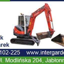 InterGarden - Firmy inżynieryjne Jabłonna