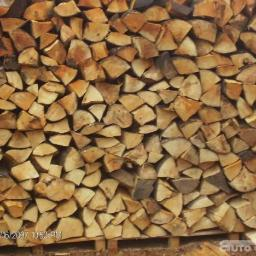 Firma Handlowo Usługowa - Drewno kominkowe Więciórka