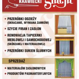 ZAKŁAD KRAWIECKI GRACJA JOANNA PANEK - Tapicer Łańcut