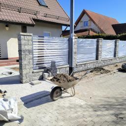 WORKBRUK - Ogrodzenia betonowe Lębork