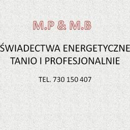 Świadectwa energetyczne.Tanio i profesjonalnie. inż Mariusz Powierża - Rzeczoznawca budowlany Dobczyn