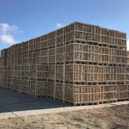Drewno kominkowe Pomorskie