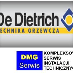 DMG Serwis - Piece Gazowe Kondensacyjne Wałbrzych