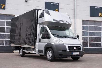 Cargo Trans - Transport ciężarowy krajowy Szemud