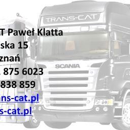 Trans-Cat Paweł Klatta - Przeprowadzki Poznań