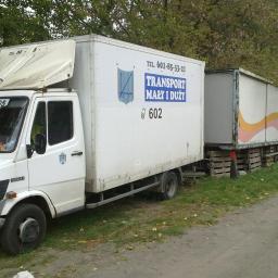 Transport Małgorzata Szłapka - Przeprowadzki międzynarodowe Mosina
